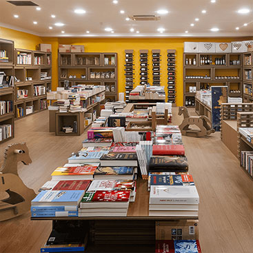Video ERRE Libri, bookshop cz